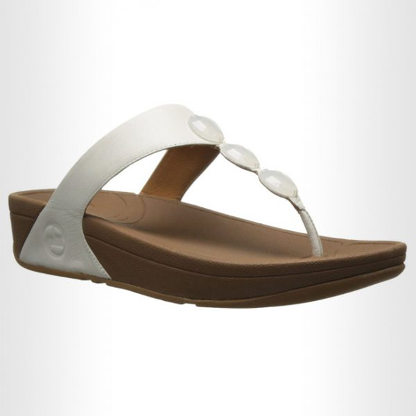 Fitflop-Womens-Sandals-Petra-Leather-Urban-White-476-194