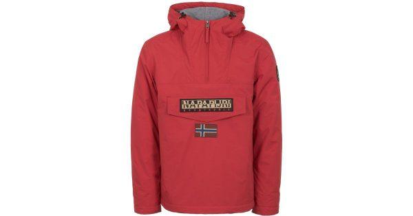 napapijri-SPARKLING-Red-Rainforest-Winter-Jacket