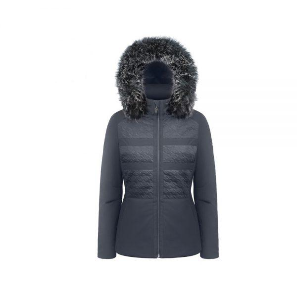 veste-de-ski-poivre-blanc-wbleu-marine-femme